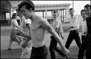 Brooklyn Gang on Beach