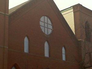 HN Church windows