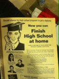 HS dropout Ad