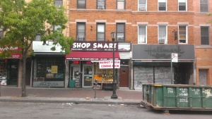 Stores on 9th ave
