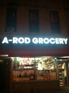 A-Rod Grocery