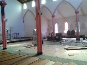 Inside HN Church 9-26-13
