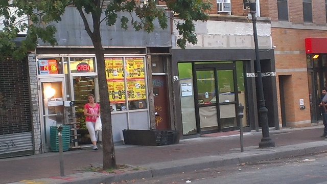 Card store on 9th ave