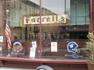 Front of Farrell's (Pat Feenton)
