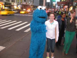 Tay-Cookie Monster