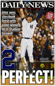 Derek Jeter. Daily News