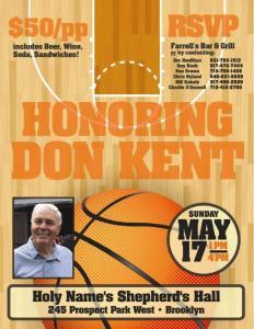 Donnie Kent Tribute