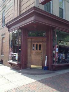 Farrell's Front Door