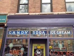 Candy-Soda-Ice Cream