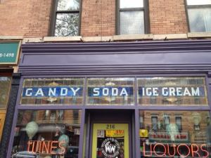 Candy-Soda-Ice Cream