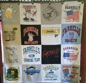 Farrell's T-shirt