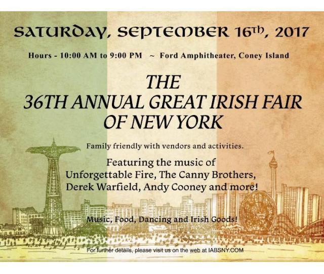 Irish Fair