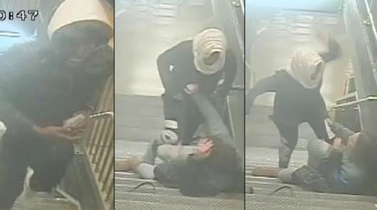 Subway robbery_0